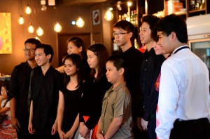 Musicians Inspire Each Other At Open Recital