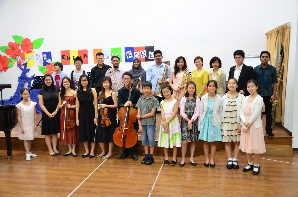 Open Recital #22 was held at the Tenby Schools Auditorium in Setia Eco Park. Again we were overwhelmed with talent.