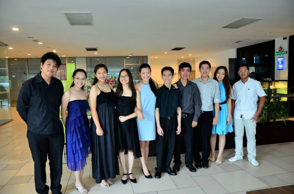 Open Recital #3 – 27 July 2013
