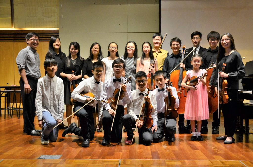 Open Recital #25, held at UCSI University's Institute of Music, featured many talented performers.