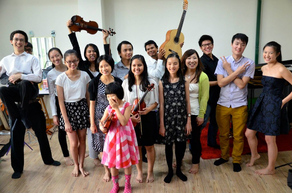 KL Chamber Group Debuts At 10th Open Recital