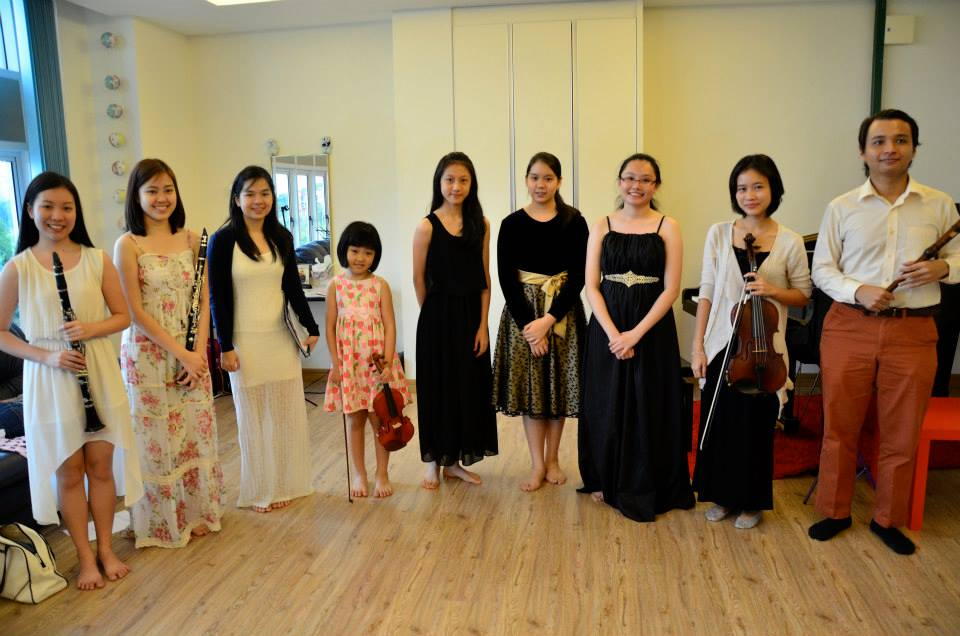 12th Open Recital Hits 1st Anniversary Milestone