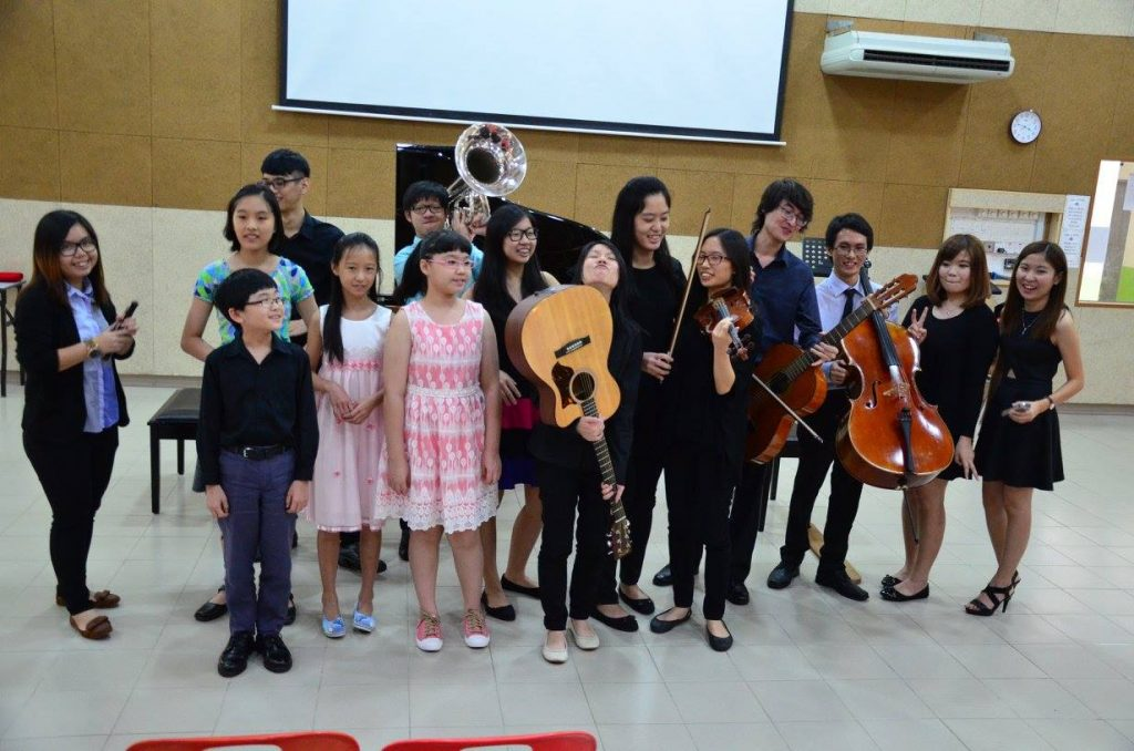 19th Open Recital Achieves High Musical Standard