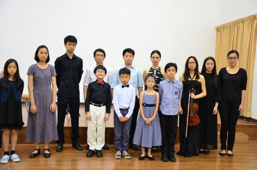 20th Open Recital Showcases Young Talents