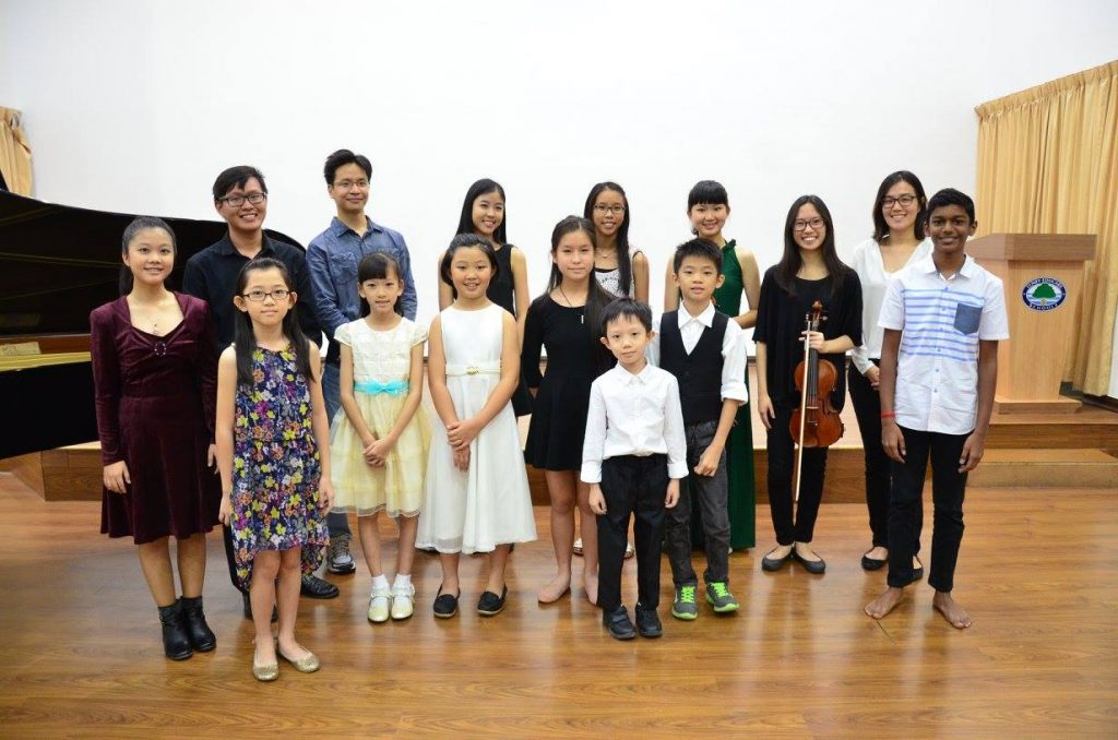Impressive Performances At 21st Open Recital
