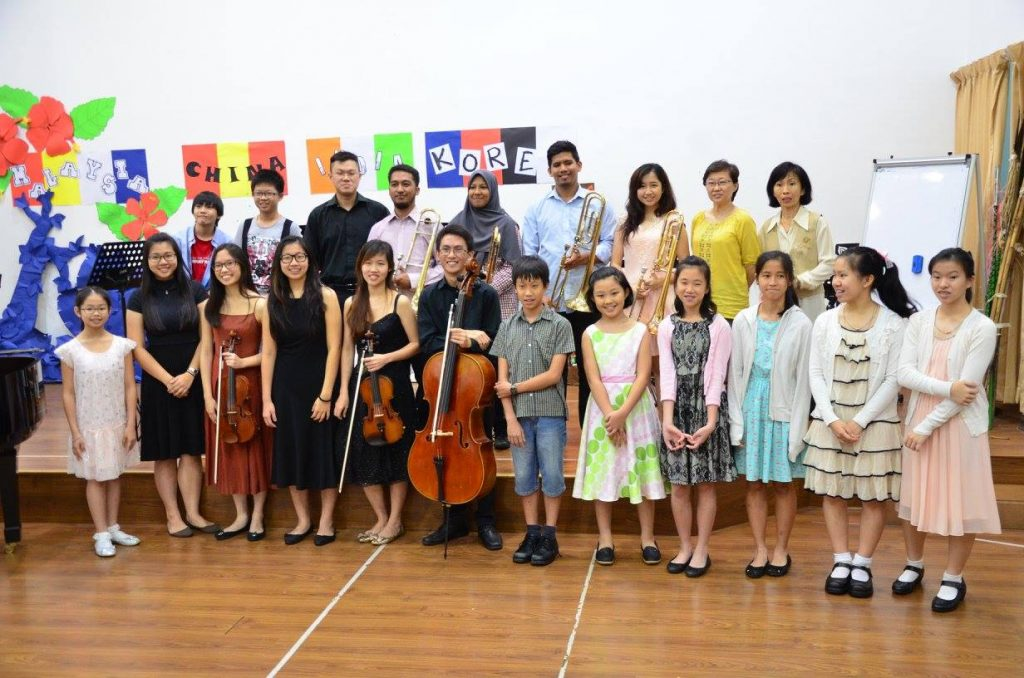 Performers Prepare For Competitions At 22nd Open Recital