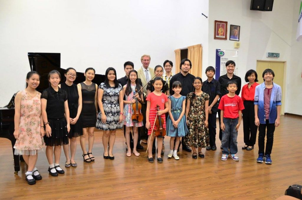 23rd Open Recital Sees Strong Performances