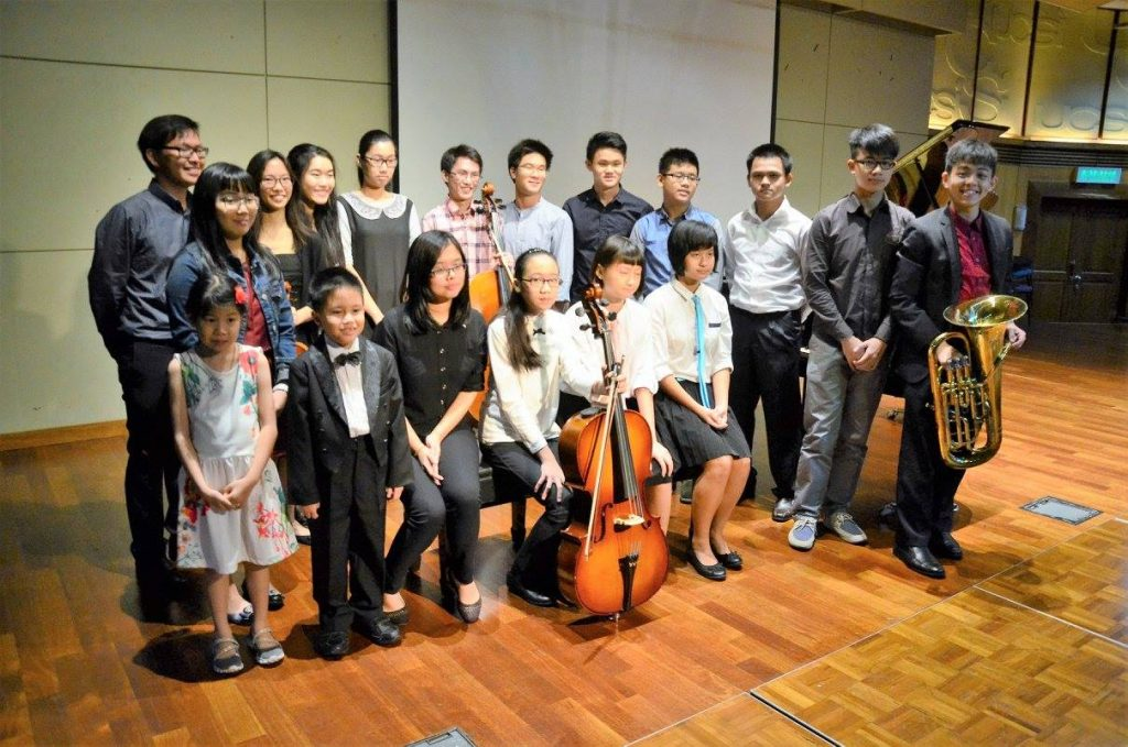 26th Open Recital Helps Performers Gain Confidence