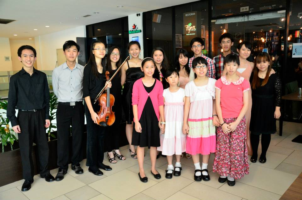 Japanese Concert Pianist Delights At The 4th Open Recital