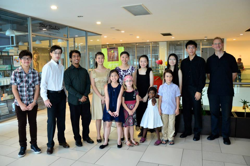 7th Open Recital Draws In The Crowds